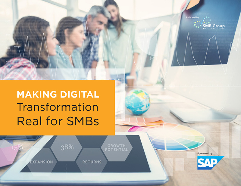 Making Digital Transformation Real for SMBs